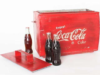 Vintage Coca Cola Cool-Box Vintage Archive HouseholdHomewares