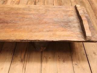 Tribal Coffee Table Vintage Archive 客廳邊桌與托盤