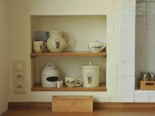 rustic Kitchen by 'Rustykalnia'  Sztuka Wnętrza