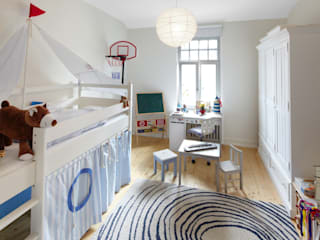 Kinderzimmer:  Kinderzimmer von Schmidt Holzinger Innenarchitekten