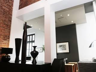 Cocooninberlin Minimalist living room