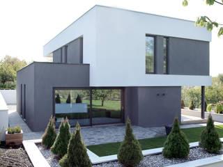 Dom w Gorzowie Nowoczesne domy od STRUKTURA Łukasz Lewandowski Nowoczesny