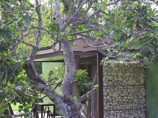 13 apartamentos de Diseño en Villanueva de la Vera (Cáceres): Veragua : Casas de estilo  de MODULAR HOME