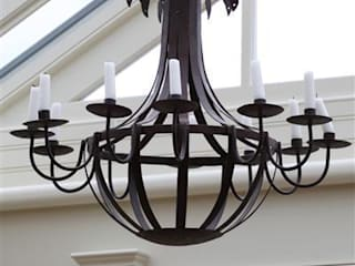 Candle Chandelier Vintage Archive Living roomLighting