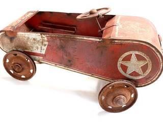 Rare Vintage Pedal Car Vintage Archive 室內景觀