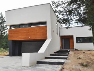 STRUKTURA Łukasz Lewandowski Casas modernas
