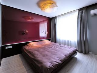 Квартира для отдыха Спальня в стиле модерн от Александр Бабаджанян Модерн