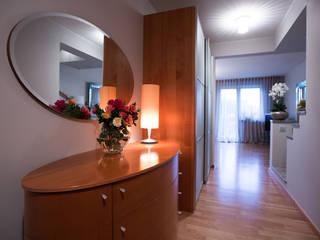 Projekt wnętrz, kompleksowe wyposażenie i wykonawstwo Domu pod klucz od Anna Buczny PROJEKTOWANIE WNĘTRZ Nowoczesny
