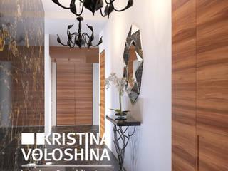 Moderne gangen, hallen & trappenhuizen van kristinavoloshina Modern