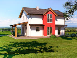 minimalistic Houses by tre.digital
