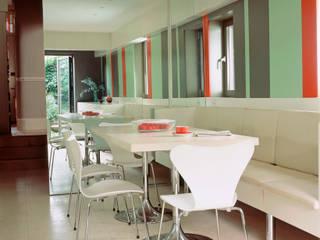 Highgate House Jonathan Clark Architects Modern kitchen