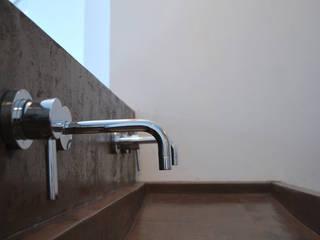 Béton Ciré ARTS BETON DESIGN - Créateur de béton haute couture Salle de bain moderne