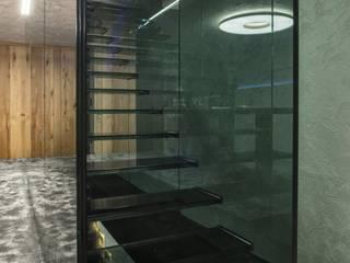 Agenzia immobiliare Sader Spazi commerciali moderni di Un-real Studio Associato Moderno