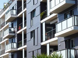 Armada & Santa Maria, La Seyne sur mer : Terrasse de style  par CARTA ASSOCIES