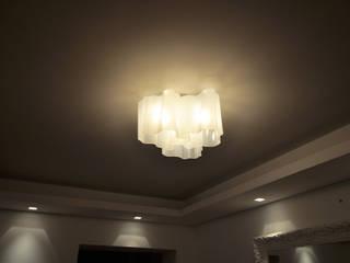 Appartamento privato in complesso residenziale - Colle Romano (RM) di Improver Studio Moderno