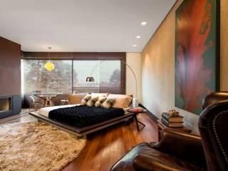 Elmor Arquitetura ห้องนอน
