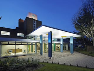 Rivers Academy West London - 2:  Schools by Jonathan Clark Architects