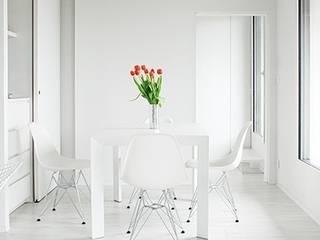 Salas de jantar modernas por Martin Gasc Moderno
