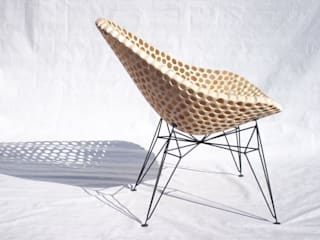 FLÖHR-Stuhl LIAM Gittergestell:   von flöhrdesign