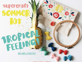 Moodboard supercraft Sommer Kit:   von superlabs GbR