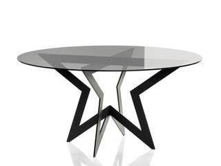 STAR.K COFFEE TABLE MATTBLACK:   von SHOWTIME DESIGN