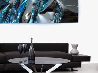 STAR.K COFFEE TABLE HANDPOLISHED:   von SHOWTIME DESIGN