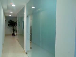 Bangunan Kantor Modern Oleh Autovidreira Modern
