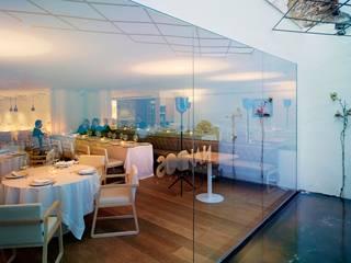 Restaurante Nandos Gastronomía de estilo moderno de 2G.arquitectos Moderno