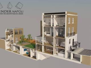 Render Napoli: Works:  in stile  di Render Napoli