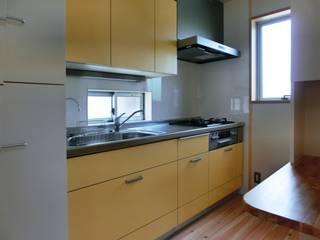 Nhà bếp phong cách hiện đại bởi 氏原求建築設計工房 Hiện đại