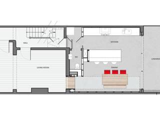 floor plan de TAS Architects