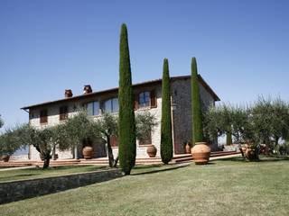 Studio Tecnico Fanucchi Rustikale Häuser
