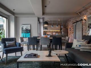 Encinos Salones industriales de MARIANGEL COGHLAN Industrial
