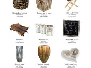 Dazzling Ideas for your Home van Groothandel in decoratie en lifestyle artikelen Minimalistisch