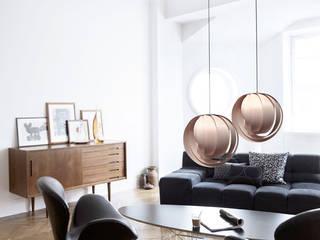 Lámpara ACORAZADO :  de estilo  por UP-A mobiliario por Jorge Torres y Mariana Verdiguel