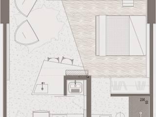 de Studio Gorski Arquitetura Moderno