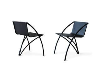 UP-A mobiliario por Jorge Torres y Mariana Verdiguel BahçeMobilyalar