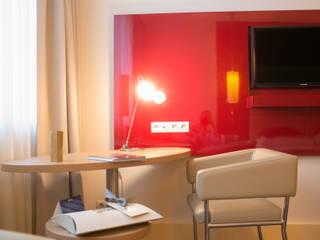 Hotel Radisson BLU od Anna Buczny PROJEKTOWANIE WNĘTRZ Nowoczesny