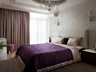 Classic style bedroom by U-Style design studio Classic