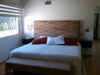 Arquitectura de interiores: Dormitorios de rl.decoarq Moderno