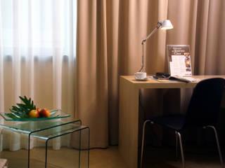 Modern hotels by Anna Buczny PROJEKTOWANIE WNĘTRZ Modern
