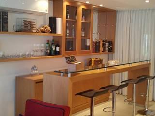 Arquitectura de interiores: Livings y Comedores: Comedores de estilo moderno por rl.decoarq
