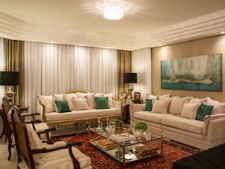 Classic style living room by marli lima designer de interiores Classic
