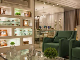 Classic style living room by marli lima designer de interiores Classic