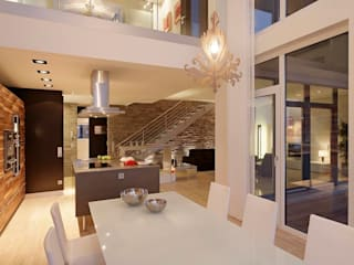 Modern Dining Room by Cordes Interior Modern