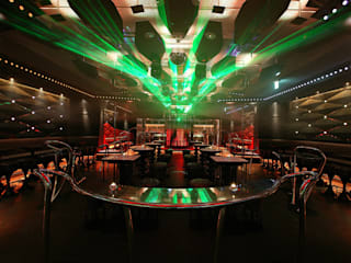 DISTRICT _ Mute(Club) by CHIHO&PARTNERS Modern
