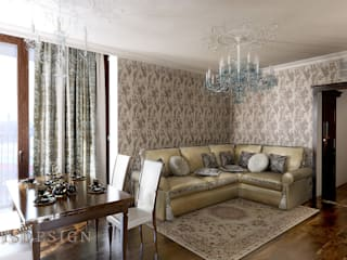 ISDesign group s.r.o. Classic style living room