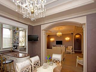 Квартира на ул. Гарибальди от архитектор Виктория Тажетдинова