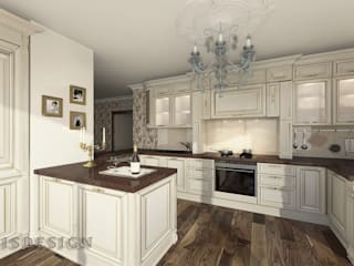 ISDesign group s.r.o. Classic style kitchen