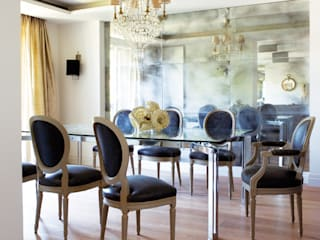Classic style dining room by erico navazo Classic